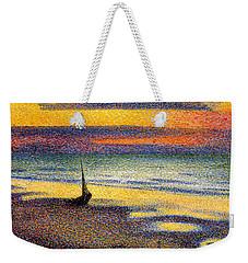 Sunset On The Beach 1891 Weekender Tote Bag