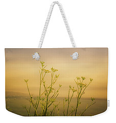 Sunset On The Horizon Weekender Tote Bag