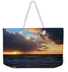 Sunset On The Pacific Weekender Tote Bag by Katie Wing Vigil