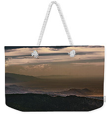 Sunset On The Sandias Weekender Tote Bag