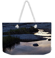 Sunset Over Boothbay Harbor Maine  -23095-23099 Weekender Tote Bag