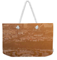 Sunset Over Dodger Stadium Weekender Tote Bag