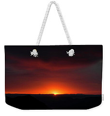 Sunset Over Grand Canyon Weekender Tote Bag