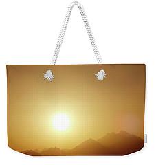 Sunset Over Sahara 2 Weekender Tote Bag