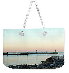 Sunset Over The Chesapeake Bay Weekender Tote Bag