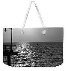 Sunset Parasailing Weekender Tote Bag