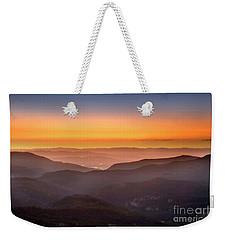 Sunset Point Weekender Tote Bag