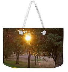 Sunset Retreat Weekender Tote Bag