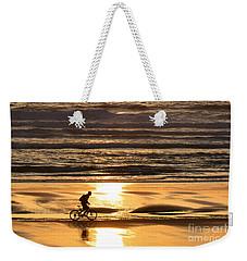 Sunset Rider Weekender Tote Bag