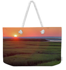 Sunset Romance Weekender Tote Bag