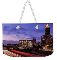 Sunset Rush Weekender Tote Bag