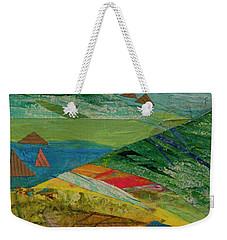 Sunset Sails 3 Weekender Tote Bag