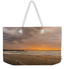 Sunset Scripps Beach La Jolla Ca Weekender Tote Bag