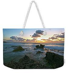 Sunset Seas Weekender Tote Bag