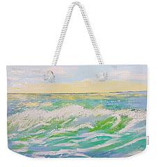 Sunset Seascape 6 Weekender Tote Bag