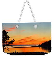 Sunset Serenity Weekender Tote Bag