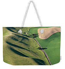 Sunset Shadows Weekender Tote Bag