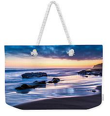 Sunset Shine Weekender Tote Bag