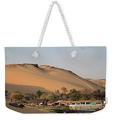 Sunset Weekender Tote Bag by Silvia Bruno