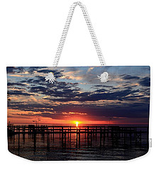 Sunset - South Carolina Weekender Tote Bag