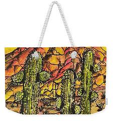 Desert Sunset Sunrise  Weekender Tote Bag