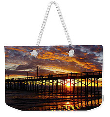Sunset  Weekender Tote Bag by Thanh Thuy Nguyen