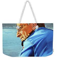 Sunset Weekender Tote Bag by Tim Johnson
