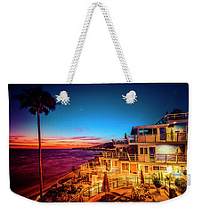 Sunset Twilight At The Laguna Riviera Weekender Tote Bag