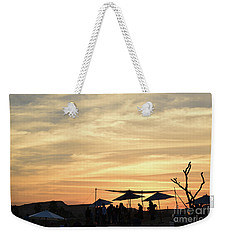 Sunset View Weekender Tote Bag