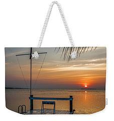 Sunset Villa Weekender Tote Bag