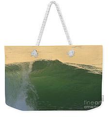 Weekender Tote Bag featuring the photograph Liquid La Jolla by John F Tsumas