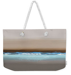 Sunset Waves Weekender Tote Bag
