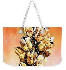 Sunset Yucca Pods Weekender Tote Bag
