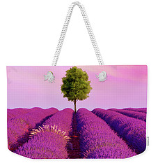 Sunsets Are Purple Weekender Tote Bag