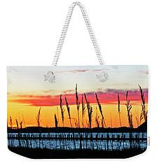 Sunsets Colors Weekender Tote Bag