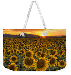Sunshine And Happiness Weekender Tote Bag