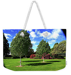 Sunshine And Shadows Weekender Tote Bag