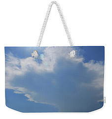 Sunshine, Clouds And The Bay Weekender Tote Bag