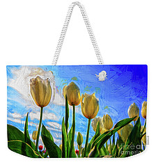 Sunshine Day Weekender Tote Bag