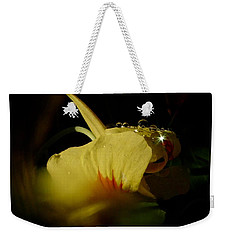 Sunshine In The Bubble Weekender Tote Bag