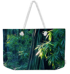 Sunshine In The Forest Weekender Tote Bag