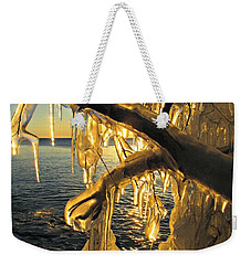 Sunshine Is Fine Weekender Tote Bag