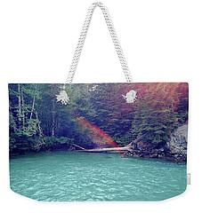 Sunshine Lagoon Weekender Tote Bag