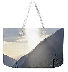 Sunshine On The Village Weekender Tote Bag