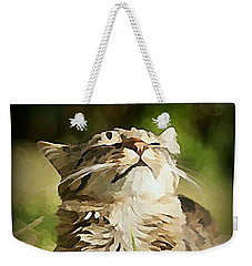 Sunshine Purrfection Weekender Tote Bag
