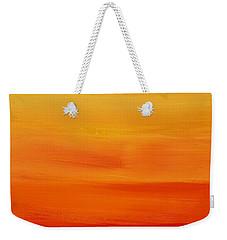 Sunshine Weekender Tote Bag by Sean Brushingham