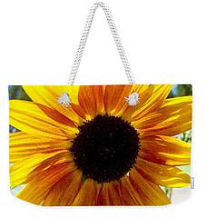 Sunshine Sunflower Weekender Tote Bag