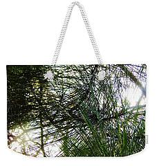Sunshine Through Pine Needles Weekender Tote Bag