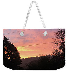 Sunshine Without The Fog Weekender Tote Bag