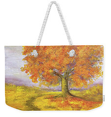 Sunshiney Kind Of Morning Weekender Tote Bag